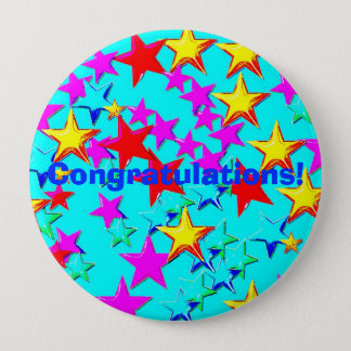 Congratulations Star Button