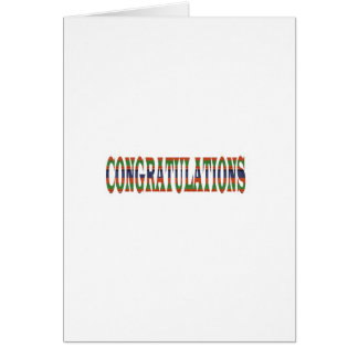 CONGRATULATIONS: Success, Excellence,Event, GIFTS Cards