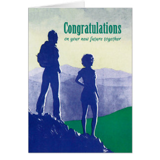 Congratulations-Wedding-Engagement-Moving In Card