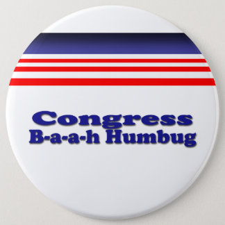 Congress 6 Inch Round Button