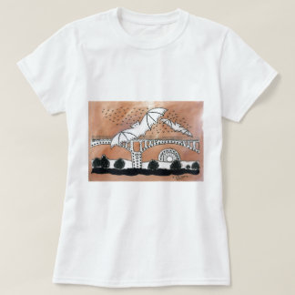 Congress Avenue Bats T-Shirt