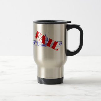 Congress Fail Travel Mug