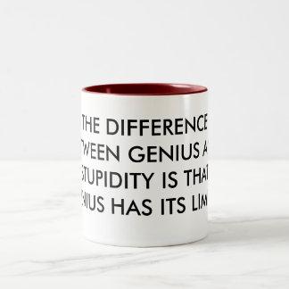 Congress Two-Tone Coffee Mug