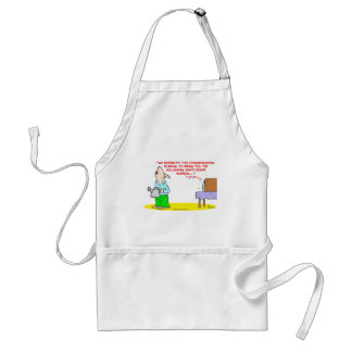 congressional white house scandal standard apron