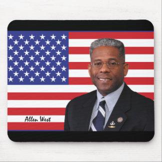 Congressman Allen West Mouse Pad
