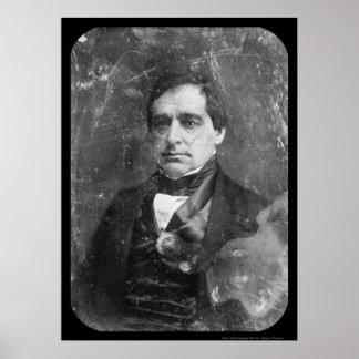 Congressman Hamlin Daguerreotype 1848 Poster