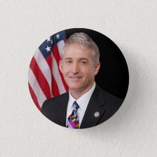 Congressman Trey Gowdy 1 Inch Round Button