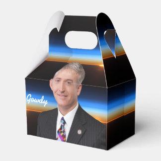 Congressman Trey (Rowdy) Gowdy Favor Box