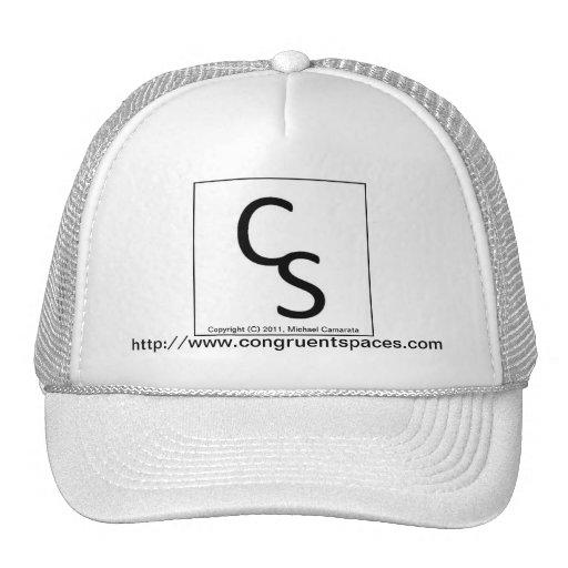 Congruent Spaces Avatar Design Hat