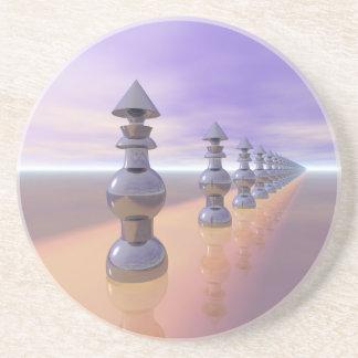 Conical Geometric Progression Coaster