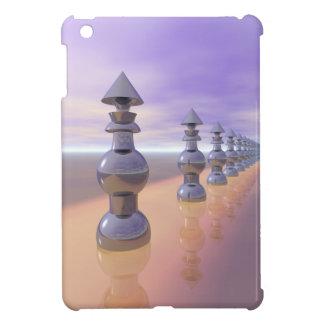 Conical Geometric Progression Cover For The iPad Mini