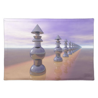 Conical Geometric Progression Placemat