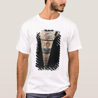 Conical rhyton, removed from Akrotiri on the islan T-Shirt