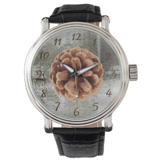 Conifer Cone Watch