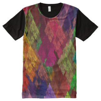 Conifers All-Over-Print T-Shirt