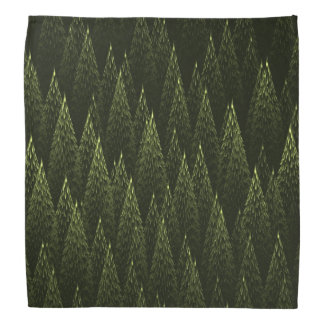 Conifers Head Kerchiefs