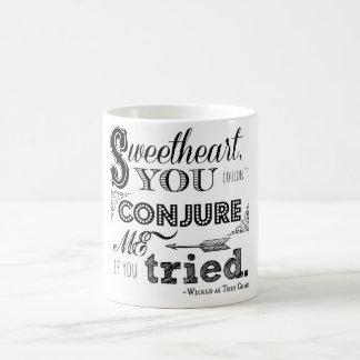 Conjure Me, Criminy Stain mug