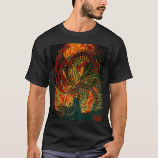 Conjure the Dragon T-Shirt