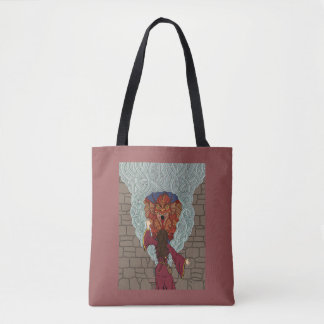 Conjuring the Dragon Tote Bag