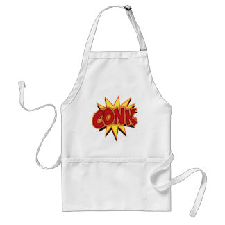 Conk! Adult Apron