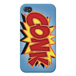 Conk iPhone 4 Covers