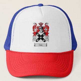 Conley Family Crest Heraldry Trucker Cap