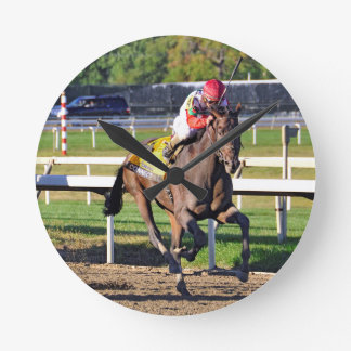 Connect, Pennslyvania Derby Winner Round Clock