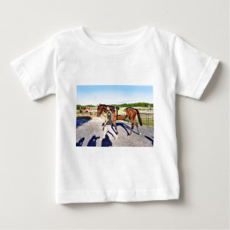 Connect - Pennsylvania Derby Winner Baby T-Shirt