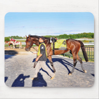 Connect - Pennsylvania Derby Winner Mouse Pad