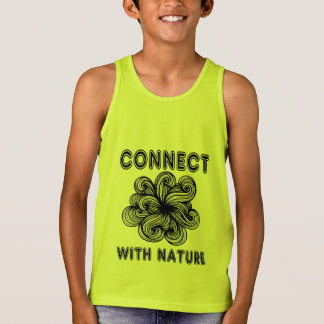 """""""Connect with Nature"""" Boys' Tanktop"""