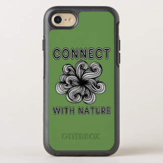 """""""Connect with Nature"""" Otterbox Case"""