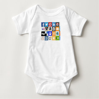 Connected Baby onsie Baby Bodysuit