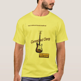 Connected Clergy T T-Shirt