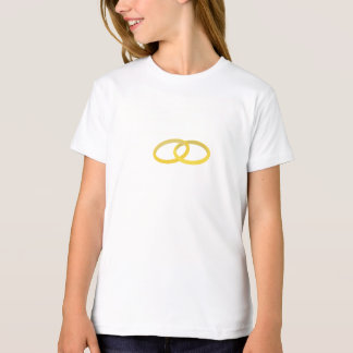 connected rings t shirts
