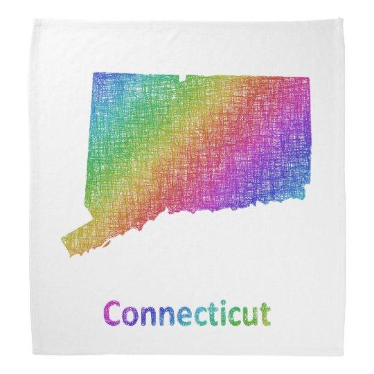 Connecticut Bandanna