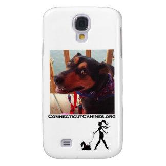 Connecticut Canines phone case