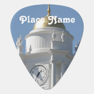 Connecticut Capital Guitar Pick
