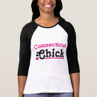 Connecticut Chick T-Shirt