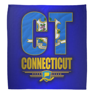 Connecticut (CT)` Bandana