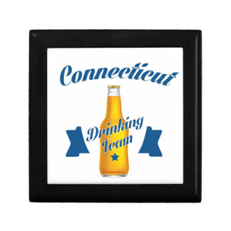 Connecticut Drinking team Gift Box