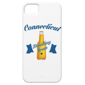 Connecticut Drinking team iPhone 5 Cover