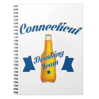 Connecticut Drinking team Notebooks