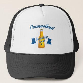 Connecticut Drinking team Trucker Hat