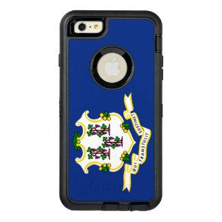 Connecticut Flag Otterbox DFND Iphone 6 Plus Case