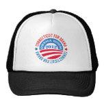 Connecticut For Obama-Obama Biden 2012 Trucker Hat