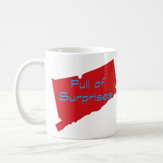 Connecticut Full of Surprises Coffee Mug