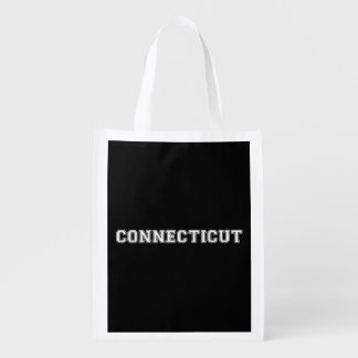 Connecticut Grocery Bag