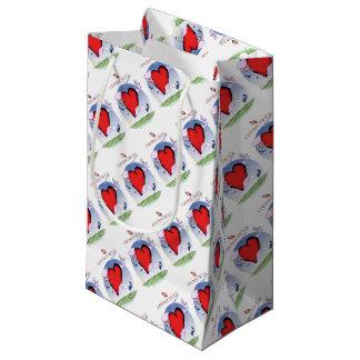 connecticut head heart, tony fernandes small gift bag