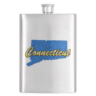 Connecticut Hip Flask