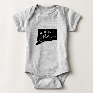 Connecticut Home Grown State Tee